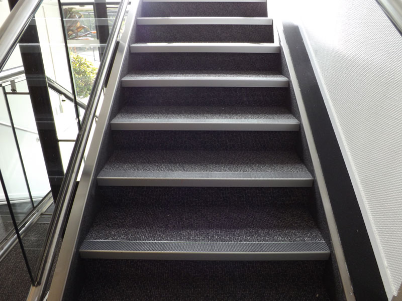 Commercial Stair Carpeting