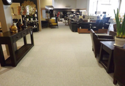 Bradfords Furniture Store New Carpet Tiles