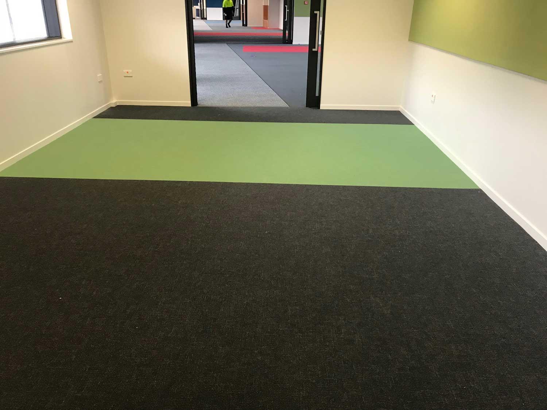 Elim School Flooring