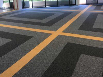 Flight Centre Commercial Carpeting