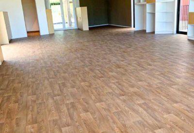 Dairy Flat Daycare Flooring