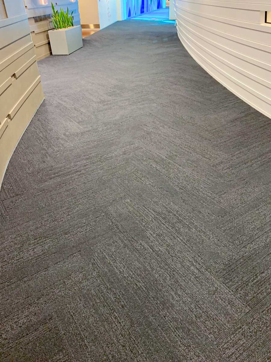 Herringbone Carpet Tiles