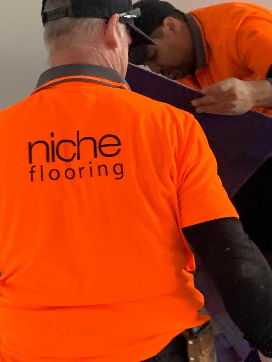Niche Flooring Crew